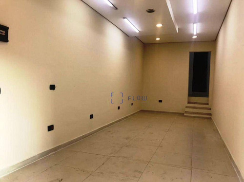 Loja 40 M², Mirandópolis - 200 Metros Estação São Judas - Lo0442