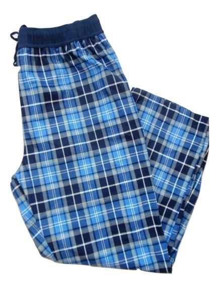 Nautica Liquidación Pantalón Pijama Ligera Xg Cuadros