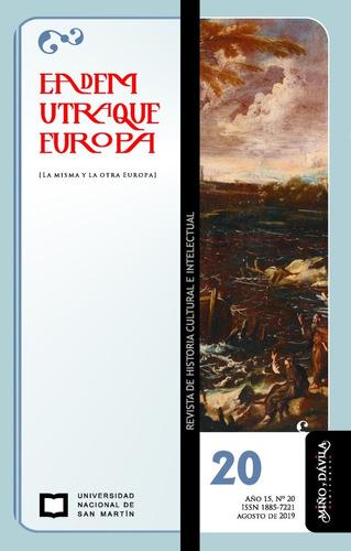 Revista Eadem Utraque Europa Nro. 20