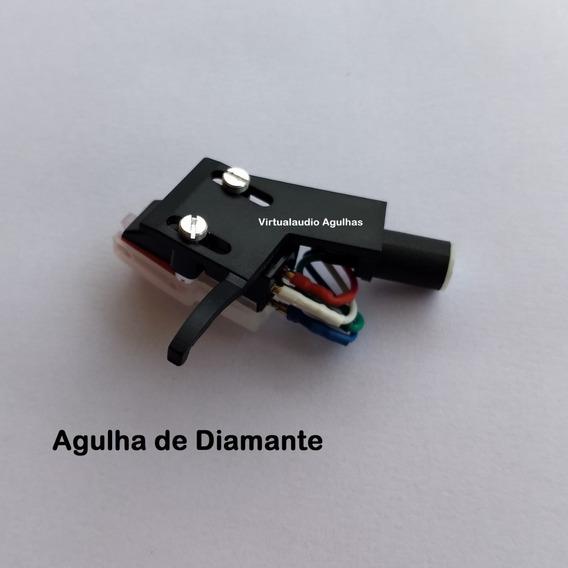 Headshell Completo Para Gradiente Tt-575 Ds40 D20 D30 D40