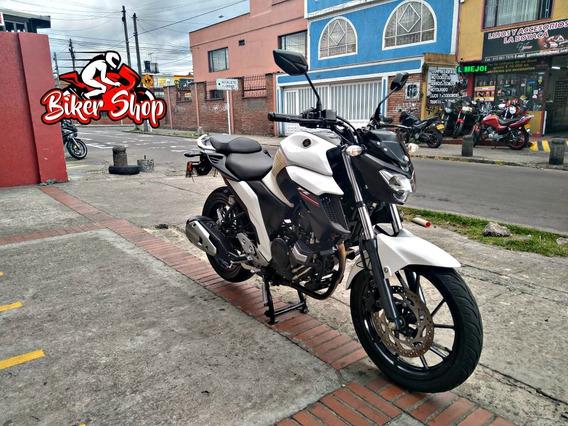 Yamaha Fz 250 Modelo 2018 Exelente Estado Biker Shop