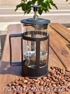 Promocion Prensa Francesa 3 Tazas Cafe Especial Envio Gratis