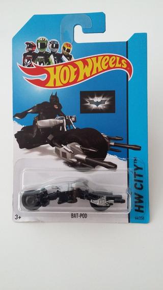 Hot Wheels Batman Bat Pod Moto 2014