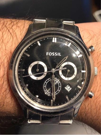 Relógio Fossil Muito Novo Muito Barato