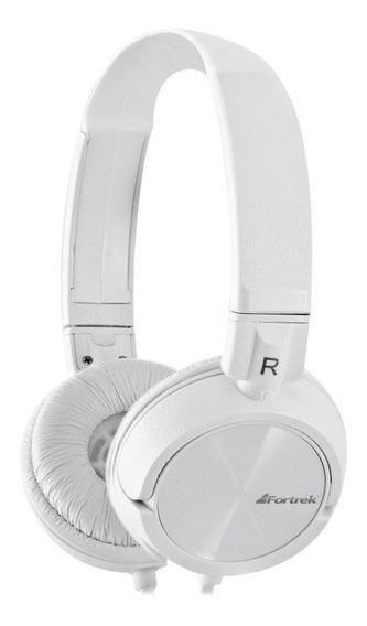 Fone Headphone Fortrek Branco