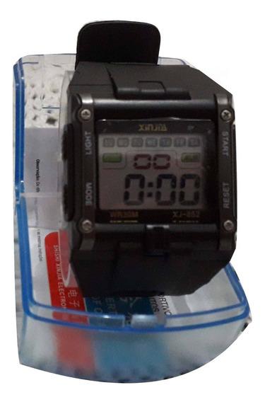 Relógio Masculino Digital Lindo Verdadeiro A Prova Dagua