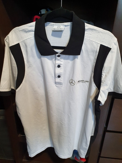 Playera Polo Mercedes Benz
