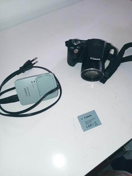 Câmera Power Shot Sx510hs Wifi Cânon