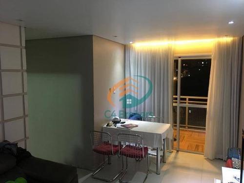 Apartamento À Venda, 58 M² Por R$ 365.000,00 - Bosque Maia - Guarulhos/sp - Ap1553