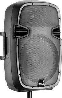 Bafle Potenciado Activo Stagg 300w 15 Bluetooth Pms15 Envio