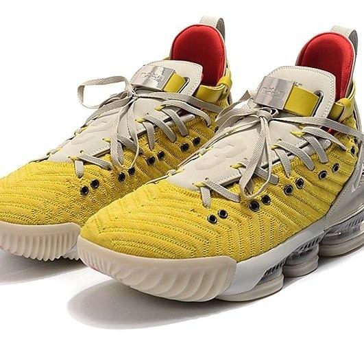 Tênis Nike Lebron James 16 Original