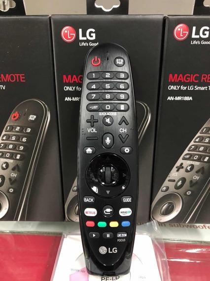 Controle Remoto Smart Magic Original Lg - An-mr18ba