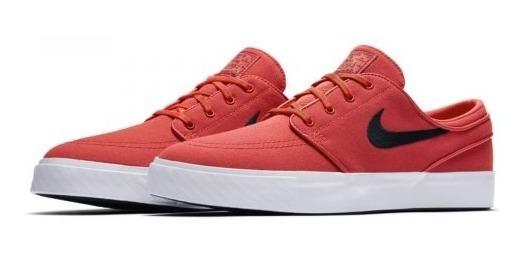 Tênis Nike Sb Stefan Janoski Track Red
