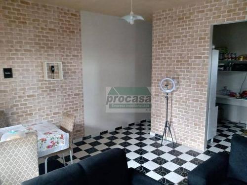 Ótima Casa Com 4 Quartos À Venda, 162 M² Por R$ 230.000 - Alvorada - Manaus/am - Ca4098