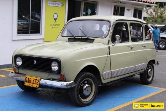 Renault R4 1.0 Gtl Master