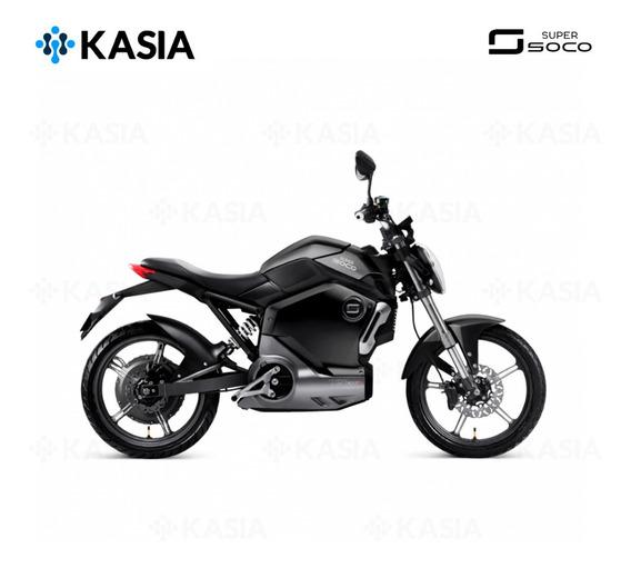 Moto Electrica Supersoco Ts Kasia 2400w 20ah