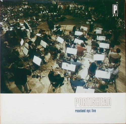 Portishead Roseland Nyc Live Vinilo Nuevo Musicovinyl