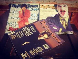 Colección Revistas Rolling Stone Completa Año 1998 A 2008 (1
