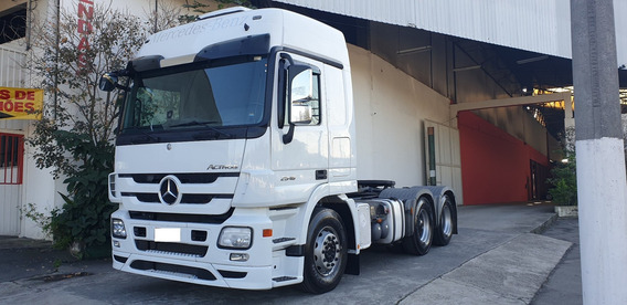 Mb Actros 2546 6x2 Ls Ano 2011