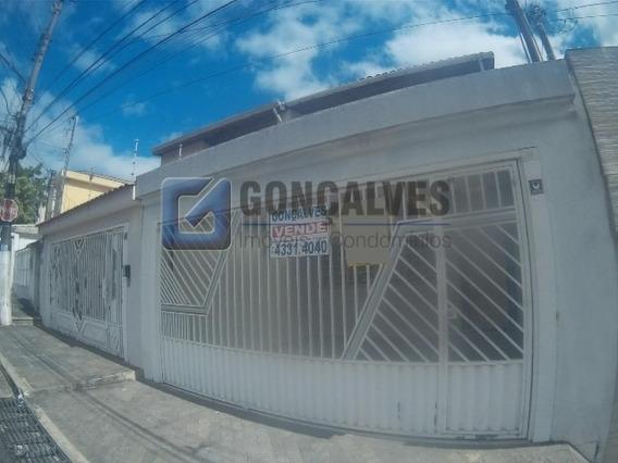 Venda Sobrado Sao Bernardo Do Campo Santa Terezinha Ref: 366 - 1033-1-36683