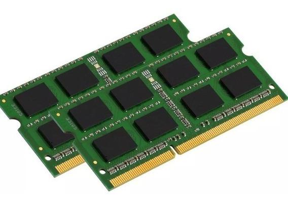 Kit 8gb (2x4gb) Ddr3 1066/1067mhz P/ Apple iMac 2009