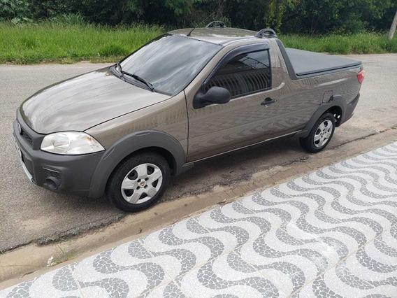 Fiat Strada 1.4 Working Ce Flex 2p 2015