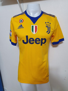 Camisa Juventus Away 17-18 Marchisio 8 Calcio Jogador