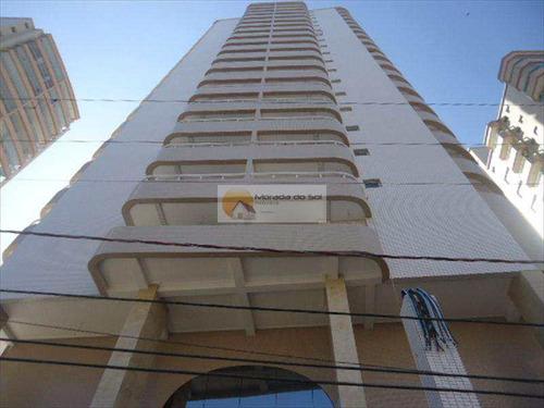 Apartamento Com 3 Dorms, Tupi, Praia Grande - R$ 465.000,00, 151m² - Codigo: 3026 - V3026
