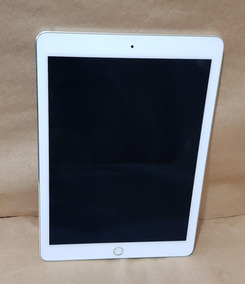 iPad Air 2 A1566 128 Gb - Wi-fi Usado Prata