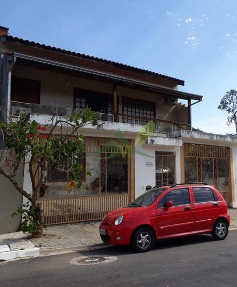 Casa No Jardim Paulista Em Atibaia - 941