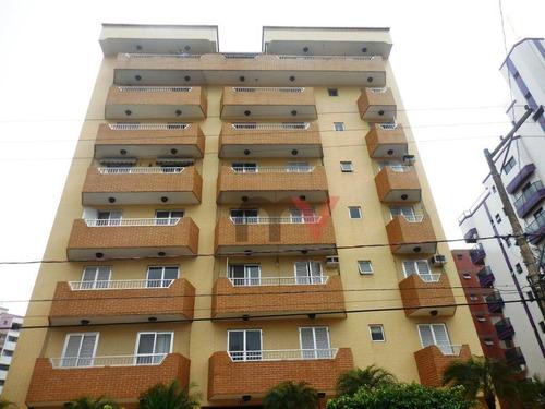 Apartamento Na Tupi Com Dois Dormitórios, Suíte, Sacada, Uma Dispensa, Área De Serviço, Uma Vaga De Garagem, Prédio Com Academia - Ap0002