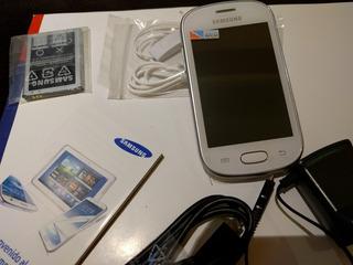 Nuevo!! Samsung Galaxy Fame Lite P/ Personal(no Refabricado)