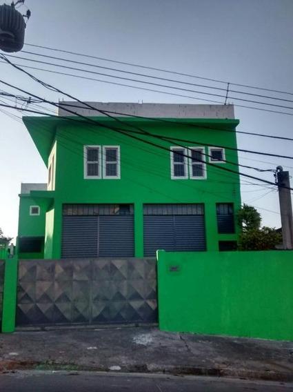 Salão Para Alugar, 200 M² - Jardim Presidente Dutra - Guarulhos/sp - Cód. Sl0604 - Sl0604