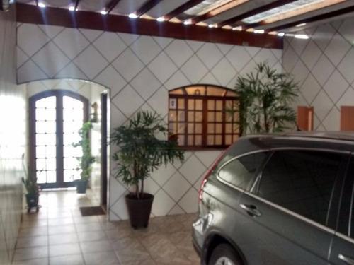Imagem 1 de 30 de Imóvel - Amplo E Iluminado Sobrado À Venda, Ponte Rasa, São Paulo - So0789. - So0789