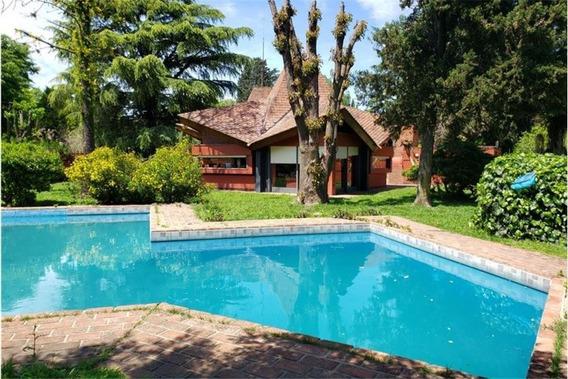 Venta Casa Quinta 6070m2 Lote Casa De 5 Ambientes