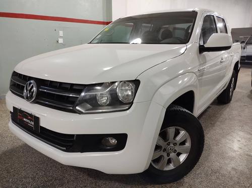 Volkswagen Amarok 2.0tdi 180cv Trendline Anticipo Y Cuotas