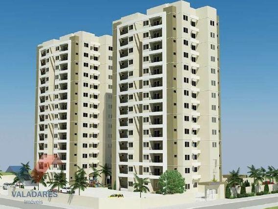 Apartamento 2 Quartos Para Venda Em Palmas, Plano Diretor Sul, 2 Dormitórios, 1 Suíte - 259370