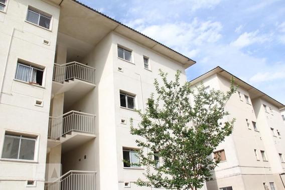 Apartamento No 3º Andar Com 2 Dormitórios E 1 Garagem - Id: 892986052 - 286052