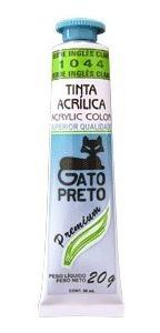 Acrilico Oferta Gato Preto 21ml X46 Colores Paleta Completa!
