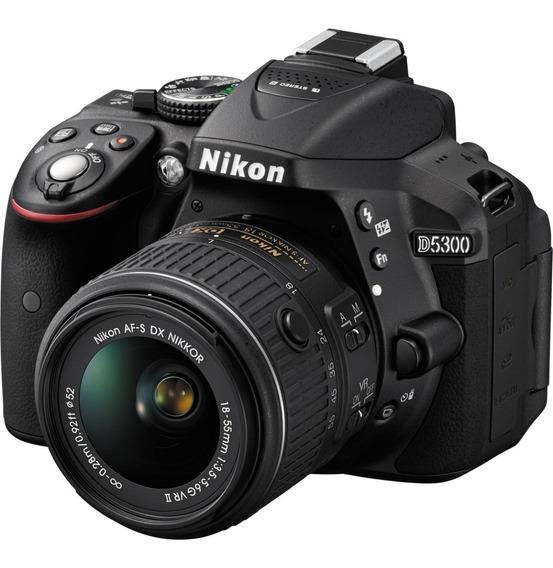 Câmera Nikon D5300, 10 Unid, 1 Unidade-r$1003,00 Á Vista