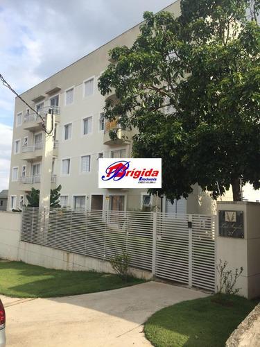 Imagem 1 de 15 de Excelente Apartamento Outeiro De Passargada, Em Cotia! - Ap76