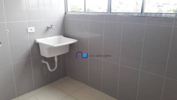 Casa Com 2 Dormitórios Para Alugar, 80 M² Por R$ 1.500/mês - Jardim Popular - São Paulo/sp - Ca0456