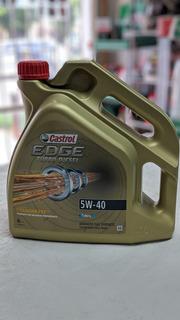 Castrol Edge Turbo Diesel 5w-40 Titanium X 4lt Mejor Precio