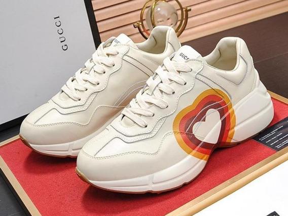 Tenis Gucci Rhyton 1090