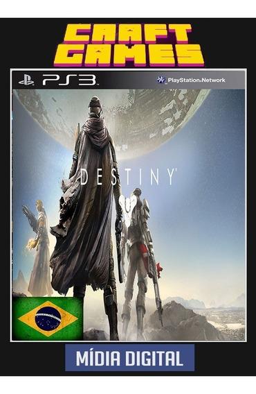 Destiny Pt-br Ps3 Psn Envio Imediato