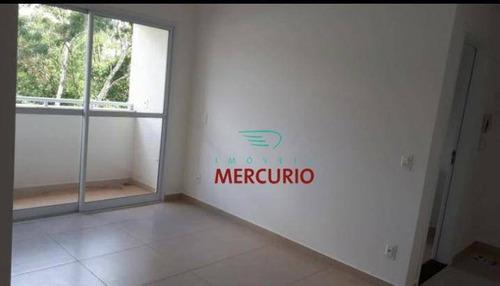 Apartamento Com 2 Dormitórios À Venda, 60 M² Por R$ 300.000,00 - Jardim Colonial - Bauru/sp - Ap3281