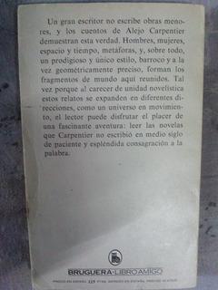 Alejo Carpentier Cuentos
