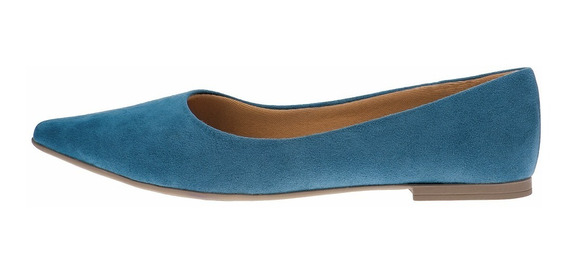 Sapatilha Feminina Onça Scarpin Sapato Luxo Animal Print G10