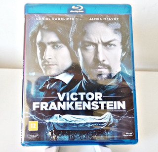 Blu-ray Victor Frankenstein (lacrado)