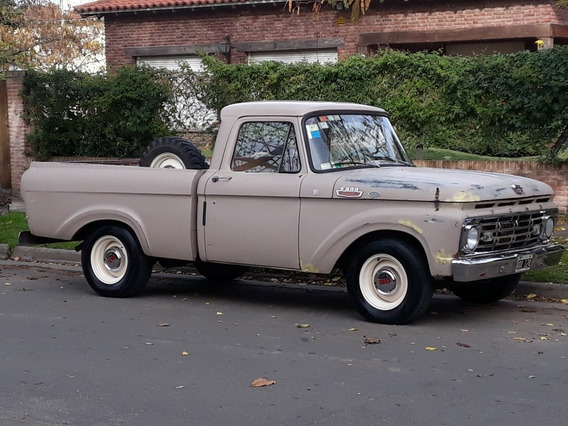 Ford F100 V8 1964